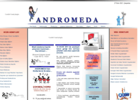 andromedamusic.com