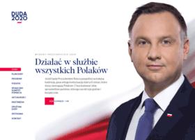 andrzejduda.pl