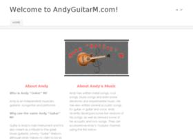andyguitarm.com