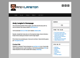 andylangton.co.uk