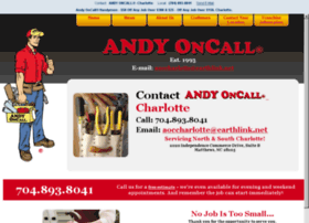 andyoncallcharlotte.reachlocal.com