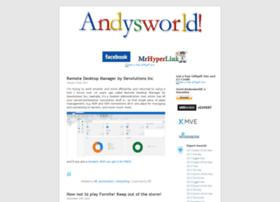 andysworld.org.uk