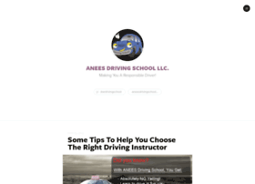 aneesdrivingschool.svbtle.com