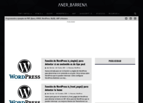 anerbarrena.com