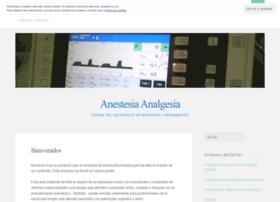 anestesia-analgesia.com