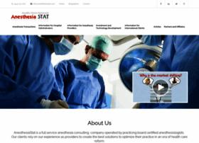 anesthesiastat.com