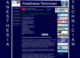 anesthesiatechnician.com