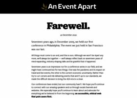aneventapart.com