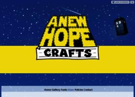 anewhopecrafts.storenvy.com