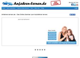 anfahren-lernen.de