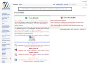ang.wikibooks.org