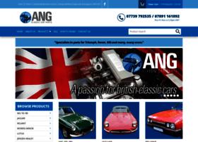angclassiccarparts.co.uk