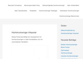 angebot-hochdruckreiniger.de