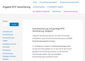 angebot-kfz-versicherung.de