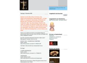 angedacht-kirche.blogspot.com
