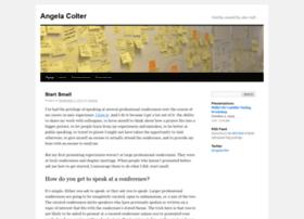 angelacolter.com