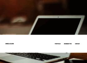 angelaelson.com