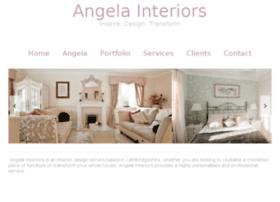 angelainteriors.co.uk