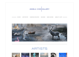 angelakinggallery.com