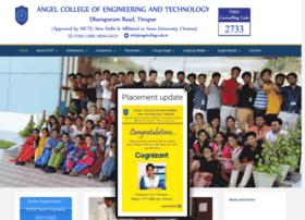 angelcollege.edu.in