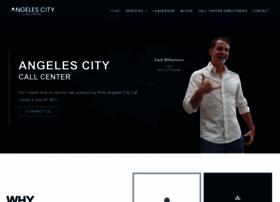 angelescitycallcenter.com