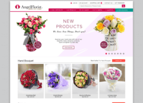 angelflorist.com