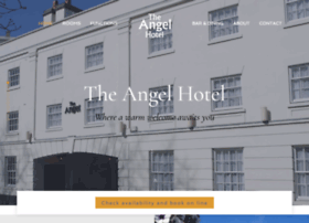 angelhotelleamington.co.uk