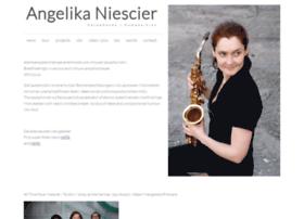 angelika-niescier.de