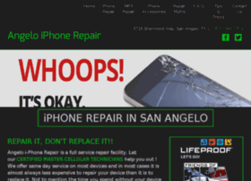 angeloiphonerepair.com