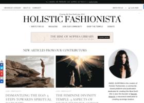 angelquintana.holisticfashionista.com