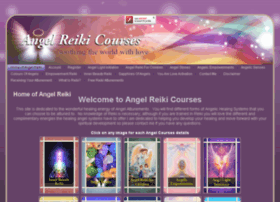 angelreikicourses.com