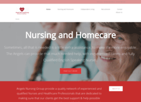 angelsnursinggroup.com
