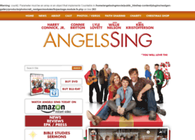 angelssingmovie.com