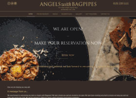 angelswithbagpipes.co.uk