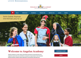 angelusacademy.org