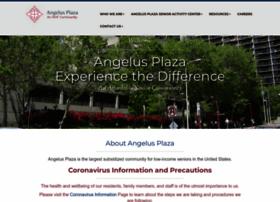 angelusplaza.org