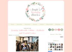 angiebeautydiaries.blogspot.com
