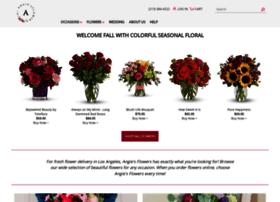 angiesflowers.com