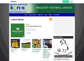 angleseyfootballleague.pitchero.com