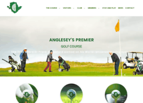 angleseygolfclub.co.uk