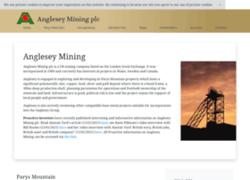 angleseymining.co.uk