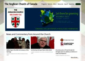 anglican.ca