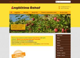 anglictinarehor.cz