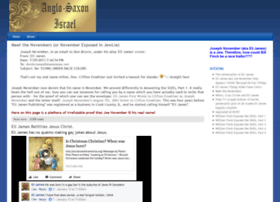 anglo-saxonisrael.org