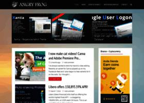 angry-frog.com