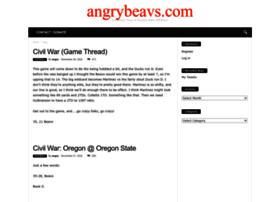 angrybeavs.com