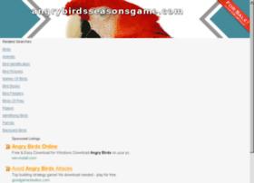 angrybirdsseasonsgame.com