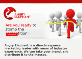 angryelephantmarketing.com