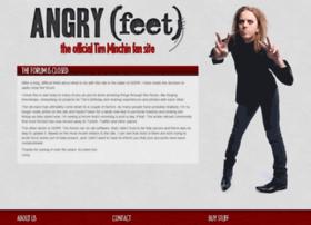 angryfeet.com