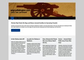 angryofislington.com